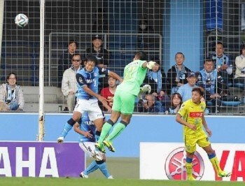 J1昇格PO準決勝Goal